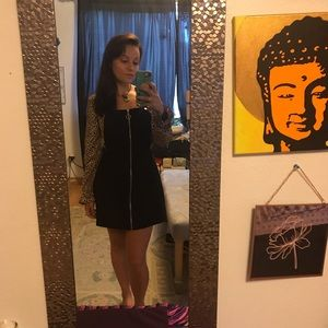 NWT H&M Overall Dress